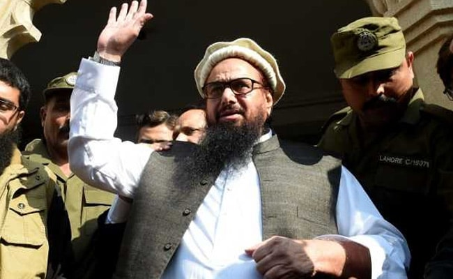 US Warns Of 'Repercussions' For Pakistan Over Freed Terrorist Hafiz Saeed