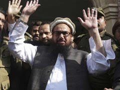 "Pakistan Attempting To ""Mainstream"" Hafiz Saeed's Activities: MEA"