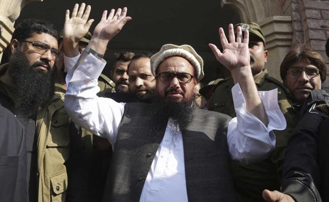 Hafiz freed in Pakistan, vows to fight for Kashmir