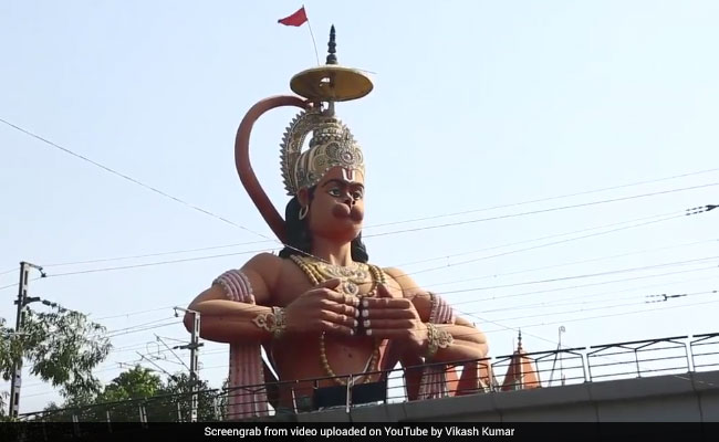 Airlift 108-Foot Hanuman Statue And Relocate It, Say Judges In Delhi