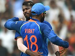 India vs New Zealand, 3rd ODI: What Hardik Pandya Told Virat Kohli During Tense Final Over