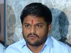 FIR Against Hardik Patel, Six Others For Holding Rally Without Permission