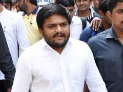Patidar Stir: Top Court Gives Week-Long Anticipatory Bail To Hardik Patel