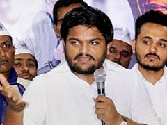 Hardik Patel Cancels Rally Amid Crisis Over Reported Pact With Congress