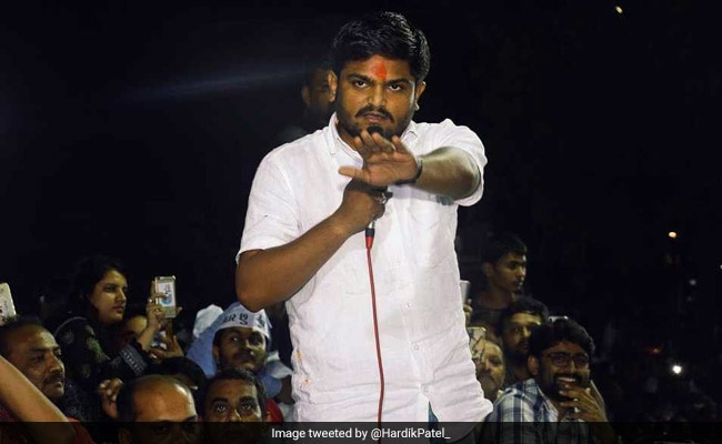 With New Shot At PM Modi, Hardik Patel Grazes Rahul Gandhi Too
