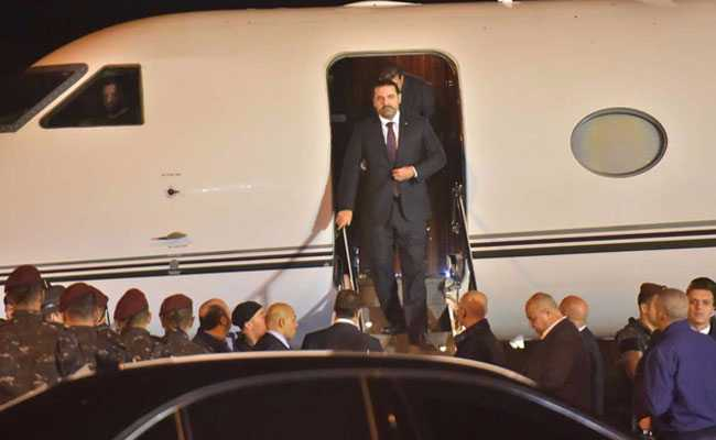 Lebanon Prime Minister Saad Al-Hariri Shelves Resignation, Easing Crisis