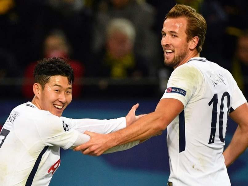 "UEFA Champions League: Harry Kane Hails ""Massive"" Victory As Tottenham Hotspur Win Group H"