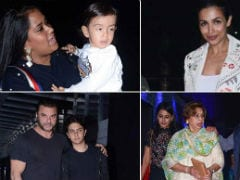 Inside Helen's 79th Birthday Party With Malaika Arora And Khan-<I>Daan</i>