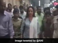 Station Manager Suspended After Hema Malini Escapes Bull Attack