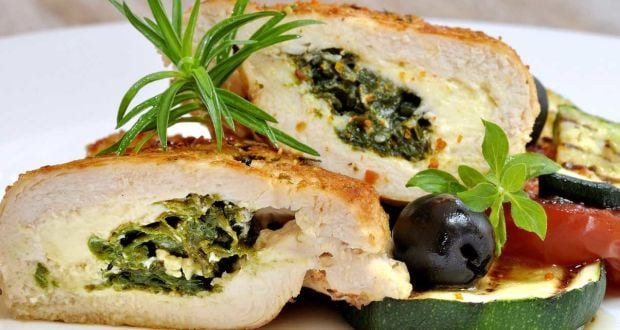 67 popular continental recipes collection top continental dishes herb stuffed chicken hindi forumfinder Gallery