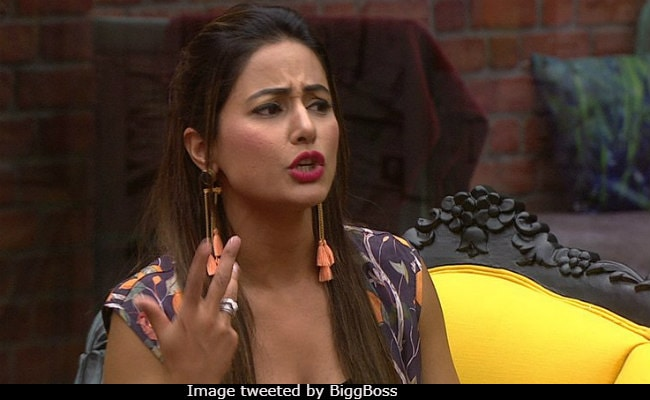 Bigg Boss 11: Hina Khan Slammed For Comments On Sakshi Tanwar, Gauahar Khan, Sanjeeda Sheikh