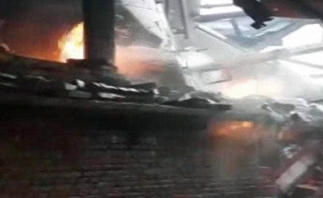 15 Injured In Explosion In Oil Mill In Haryana's Hisar