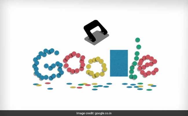 Google Doodle On Hole Punch And Friedrich Soennecken: 10 Important Things You Should Know