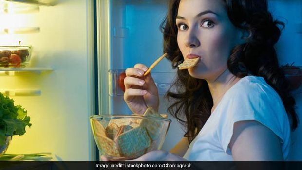 Is Eating At Night Making You Gain Weight?