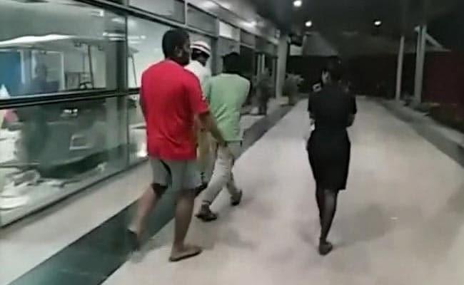 hyderabad airport indigo