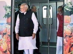 पीएम मोदी ने मजेन्टा लाइन का किया उद्घाटन, अब 19 मिनट में नोएडा से दक्षिणी दिल्ली का सफर, 10 खास बातें