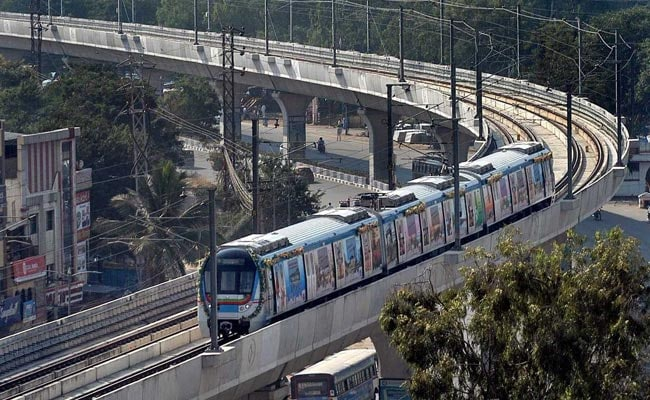 Hyderabad Metro's Corridor-III Likely To Be Operational Soon
