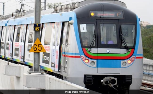 hyderabad metro rail website