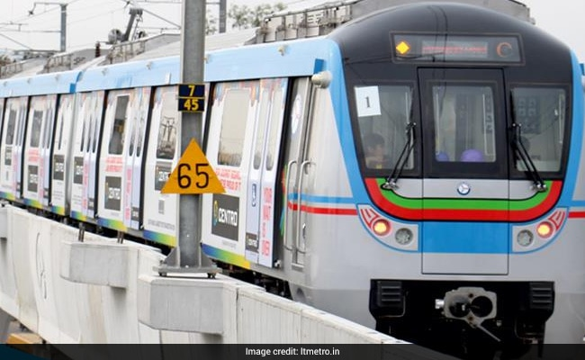 Hyderabad Metro Rail Launch by PM Narendra Modi