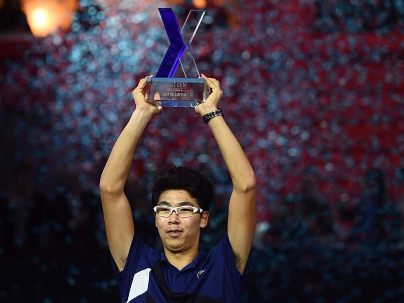 Next Gen ATP Finals: Hyeon Chung Beats Andrey Rublev To Clinch Title