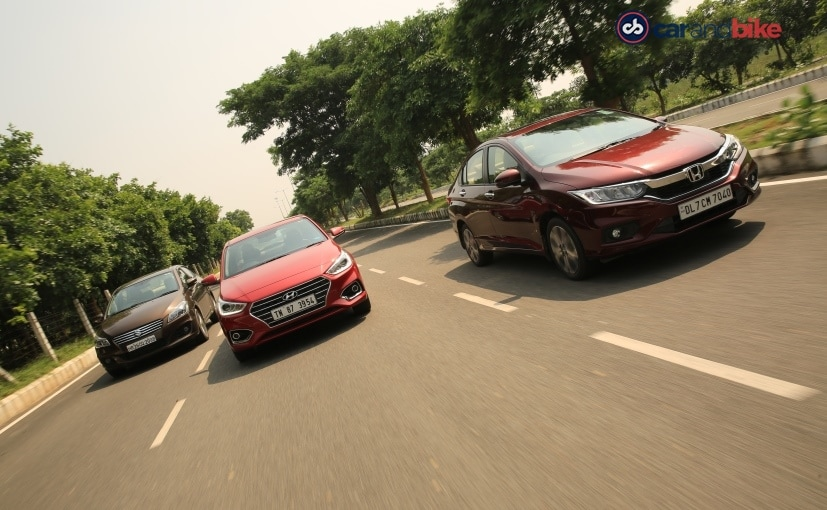 hyundai verna vs rivals ride quality
