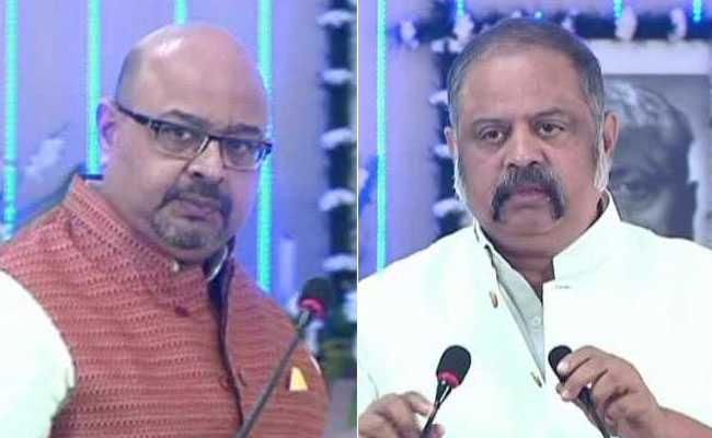 ias officers wb atri bhattacharya rajiva sinha