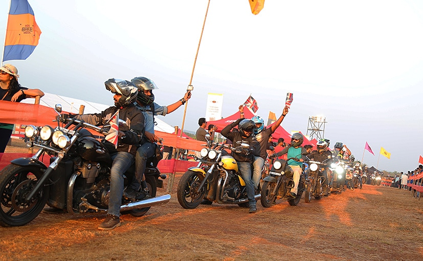 India Bike Week 2017: Over 15,000 Riders Attend Two-Day Bike Fest