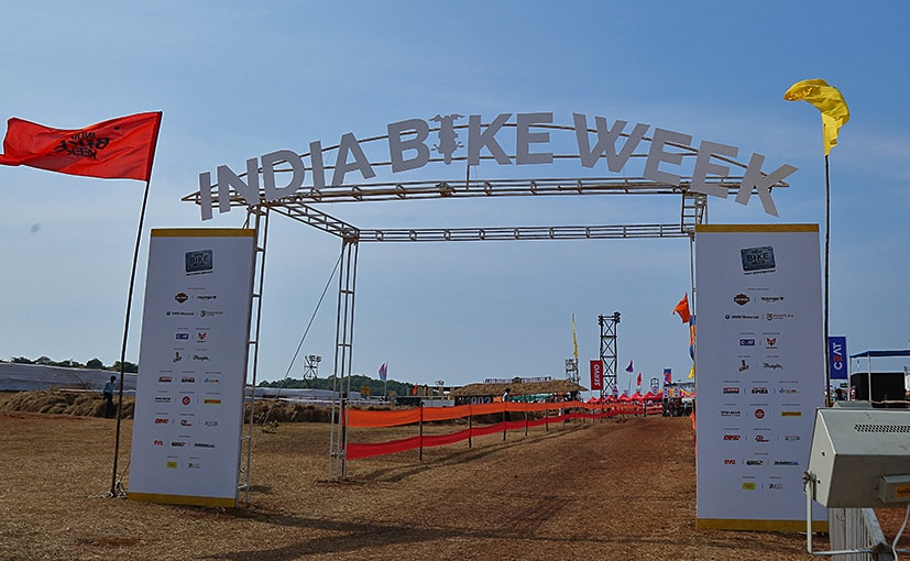 India Bike Week 2017: Top 5 Stalls