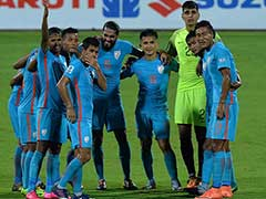 FIFA Rankings: India Static At 105, Palestine Achieve Highest Ranking