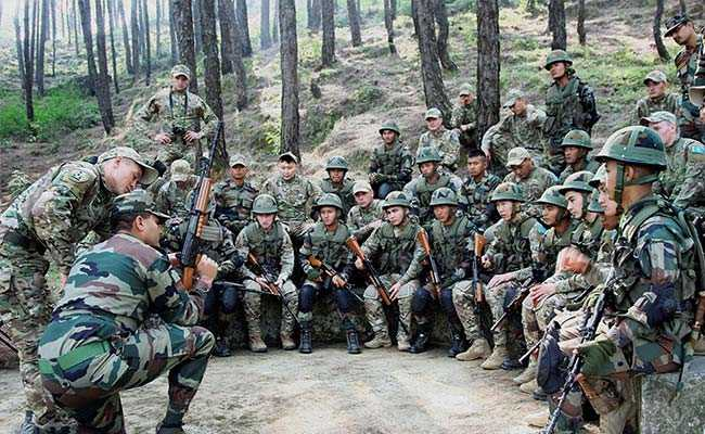 India, Kazakhastan Armies Begin Joint Exercise In Himachal