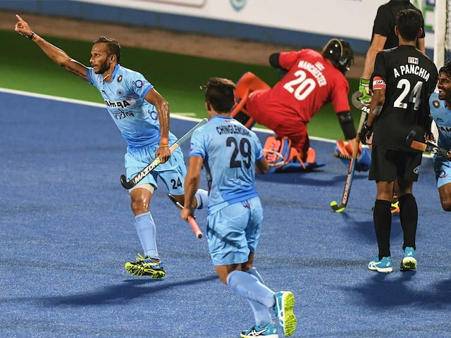 2018 Gold Coast Commonwealth Games: Indian Mens Hockey Team Opens Campaign Against Pakistan