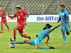 AFC Asian Cup: Already Qualified India Draw 2-2 Against Myanmar