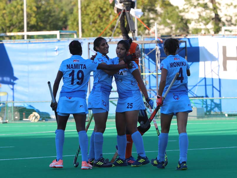 Asia Cup Hockey: India Women's Team Gears For Final Battle Against China