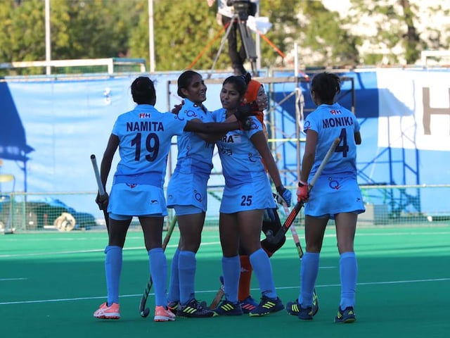 Asia Cup Hockey: India Womens Team Gears For Final Battle Against China