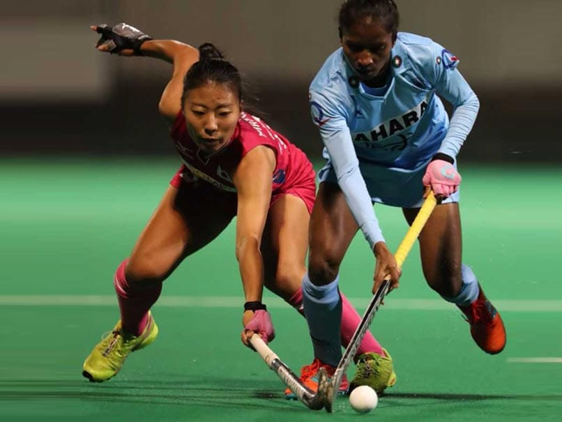 Indian women's hockey team beat China to win Asia Cup
