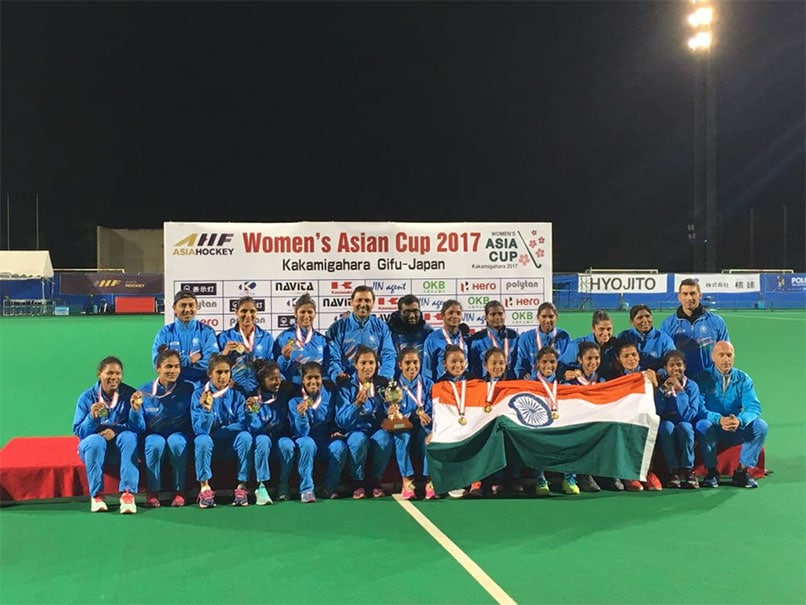Asia Cup Hockey: India Women