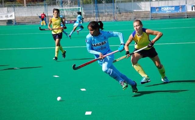 Womens Asia Cup Hockey 2017: India Thrash Kazakhstan 7-1 to Enter Semis