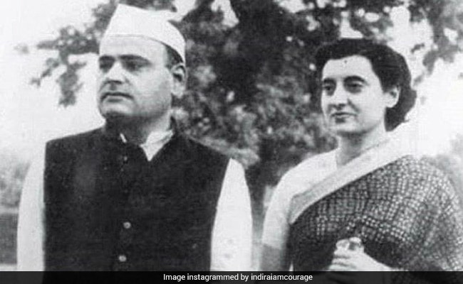 indira gandhi archive photo 2 instagram