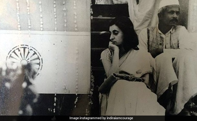 indira gandhi archive photo 4 instagram
