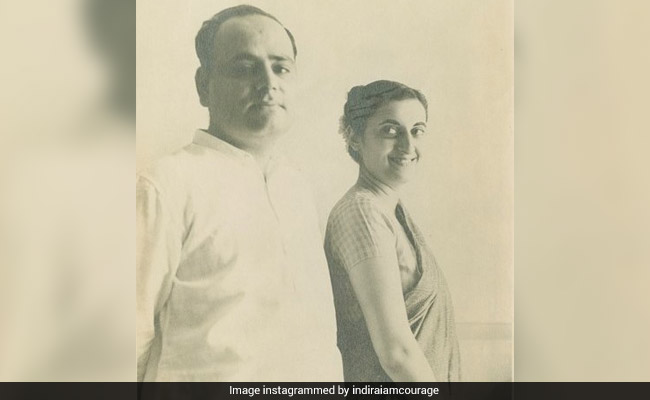 indira gandhi archive photo 5 instagram