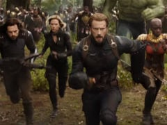<I>Avengers: Infinity War</i> Trailer - A Crowd Of Superheroes, A Side Of Goosebumps