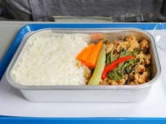 He Asked For A Vegetarian In-Flight Meal, Was Served This