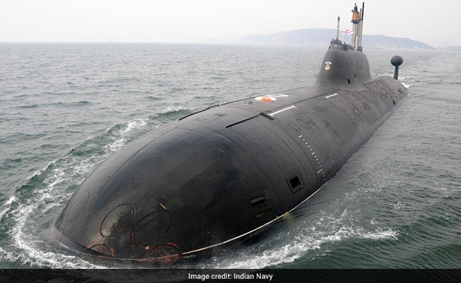 Investigating Damage To INS Chakra, India's Only Operational Nuke-Powered Sub, Says Navy