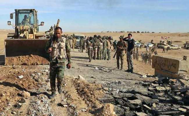 इराक में इस्लामिक स्टेट के संदिग्ध हमले में आठ लोगों की मौत, चार घायल