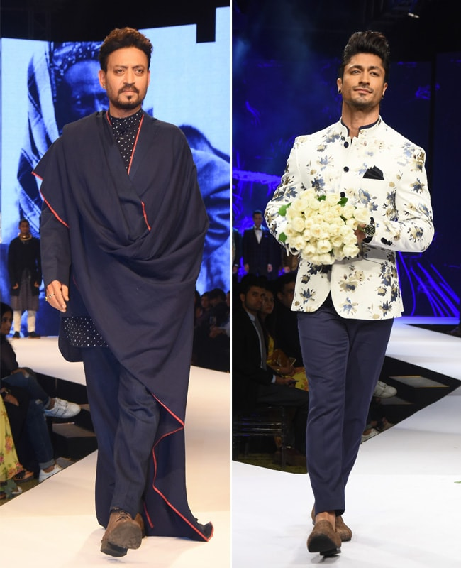 irrfan khan vidyut jamwal gq fashion nights