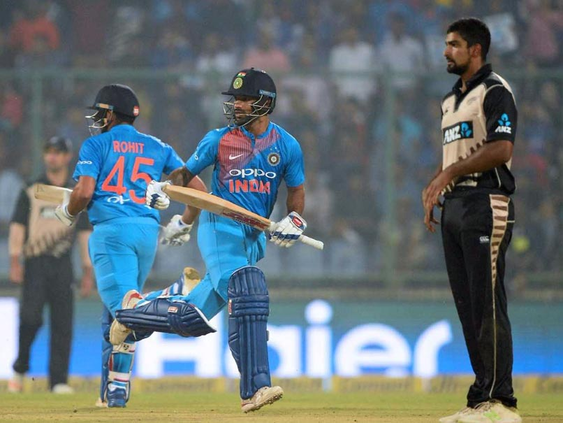 3rd T20I: India beat New Zealand to clinch series