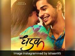 Dhadak's First Look Release: Here's How Ishaan Khattar's Been Working Up Those Abs
