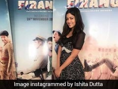 <i>Firangi</i> Actress Ishita Dutta Misses Watching <i>The Kapil Sharma Show</i>