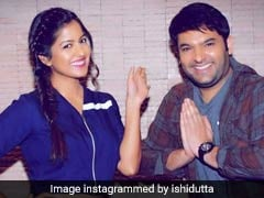 Why Ishita Dutta's <I>Firangi</i> Co-Star Kapil Sharma Skipped Her Wedding