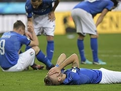 Italy Fail To Qualify For World Cup For First Time Since 1958